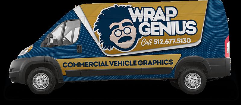 Wrap Genius Van