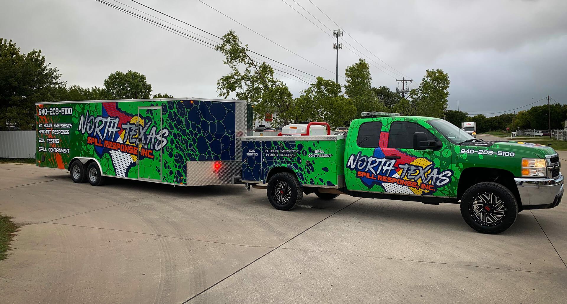 North Texas Spill Response Inc.